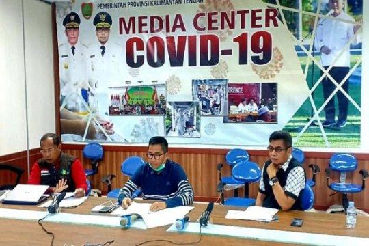 Kasus positif COVID-19 di Kalteng  diakui tujuh orang