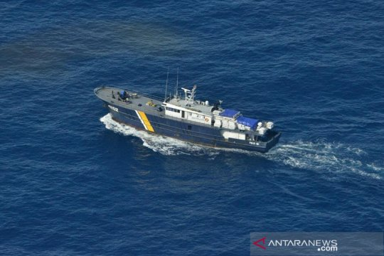 KKP rampungkan penyidikan 5 kapal ikan asing ilegal