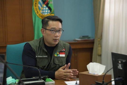 Ridwan Kamil: Pemprov Jabar terus matangkan opsi lockdown wilayah