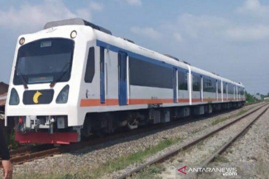 Railink hentikan 38 perjalanan KA Bandara Kualanamu Sumut