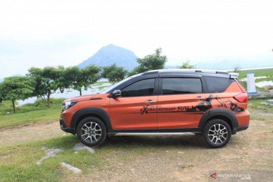 Suzuki XL7 lebih jangkung dari Ertiga, bagaimana manuvernya?