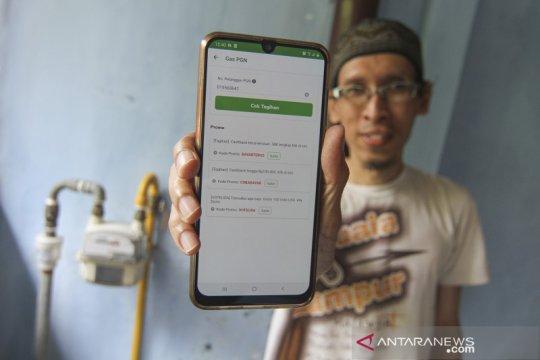 Aplikasi daring PGN permudah pembayaran gas saat pandemi COVID-19