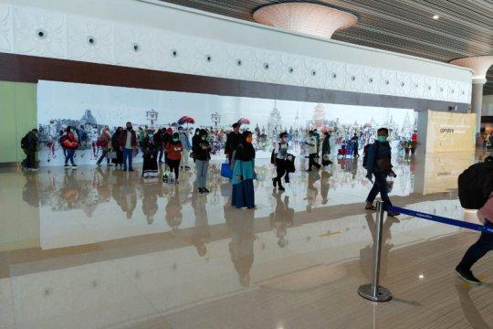 Pengoperasian penuh Bandara Internasional Yogyakarta lancar