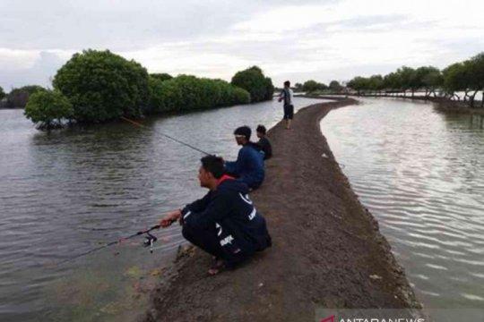 Cegah COVID-19, wisata mancing di Muaragembong Bekasi ditutup