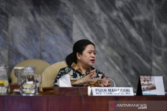Puan Maharani dukung Karantina Wilayah sesuai UU Karantina Kesehatan