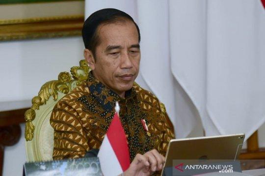 Presiden umumkan enam program jaring pengaman sosial atasi COVID-19