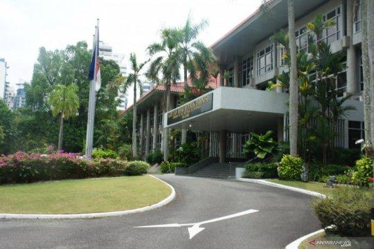 212 orang sembuh COVID-19 di Singapura