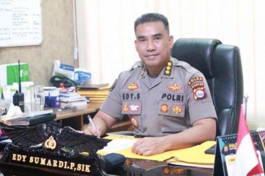 1.723 perkumpulan massa di Banten dibubarkan polisi antisipasi corona