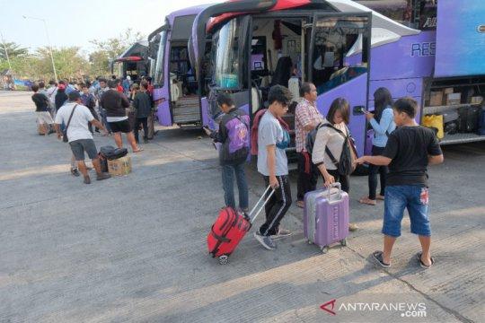 Kedatangan-keberangkatan di Terminal Mengwi turun hingga 70 persen