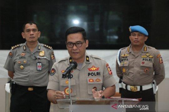 "Polri: Penegakan hukum tetap kedepankan ""physical distancing"""