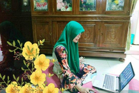 Mahasiswa di Jambi lakukan kuliah daring untuk cegah corona