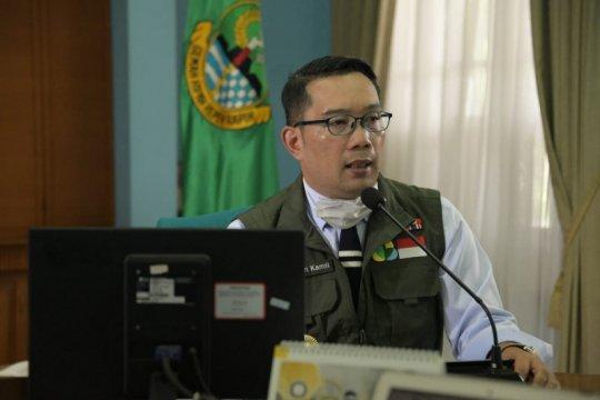 Gaji PNS Jabar dipotong untuk bantu penanggulangan COVID-19