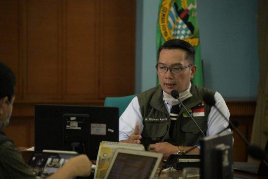 Gubernur Jabar izinkan kab/kota terapkan karantina wilayah parsial