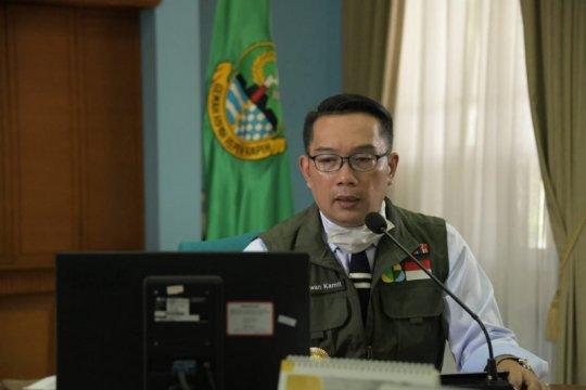Gubernur: 300 orang di Jabar positif COVID-19 berdasarkan tes cepat