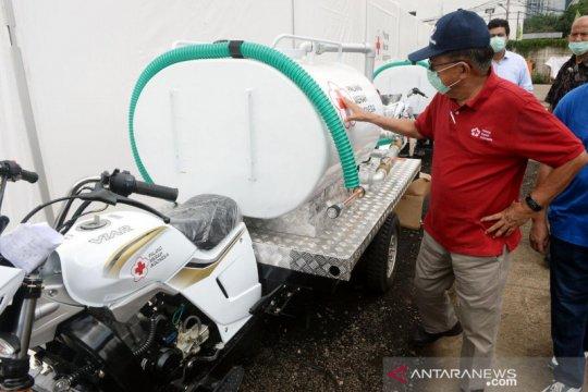 PMI siapkan paket bantuan bagi masyarakat zona merah COVID-19