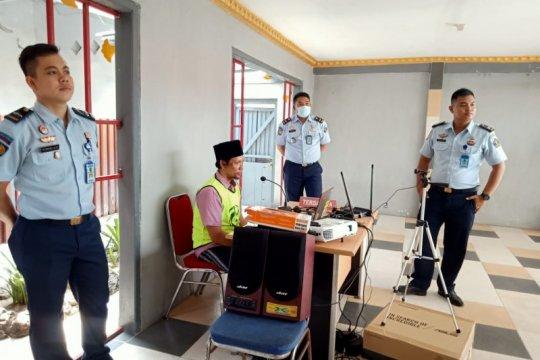 "Kanwil Kemkumham Jatim dukung sidang ""teleconference"" cegah COVID-19"