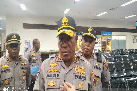 KKB pimpinan Joni Botak tembak karyawan PT Freeport di Kuala Kencana