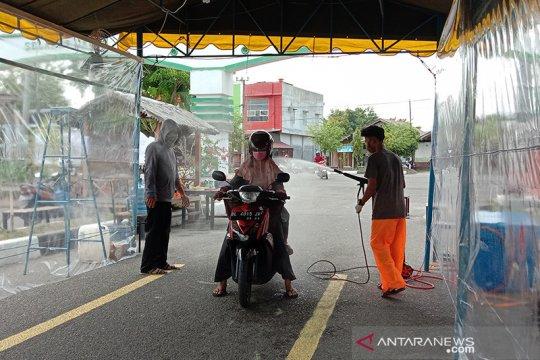 Antisipasi COVID-19, desa di Banda Aceh karantina wilayah mandiri