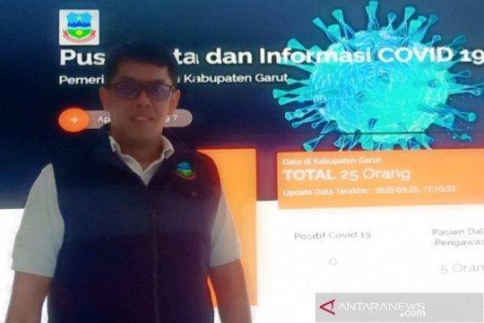 Delapan PDP kasus virus corona di Garut kembali sehat