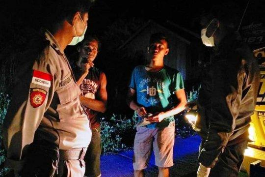 Polisi perbatasan RI-Papua gelar patroli cegah Corona