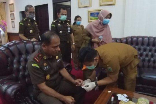 Pemerintah fasilitasi Rapid Test COVID-19 untuk TKI pulang ke Sumut