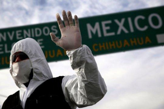 Gubernur di Meksiko minta maaf atas kekerasan polisi pada aksi protes