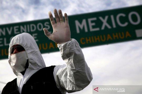 AS perpanjang larangan perjalanan di perbatasan Kanada, Meksiko
