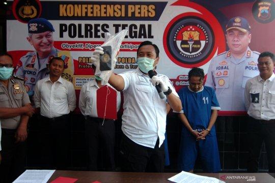 Penipuan rekrutmen anggota Polri