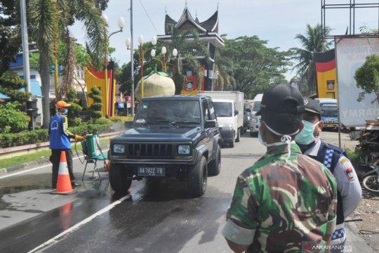 Perketat pemeriksaan pintu masuk ke Padang