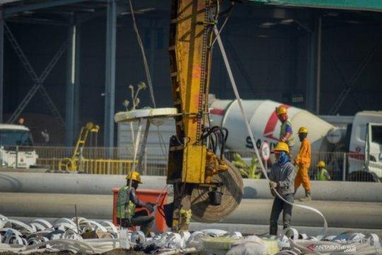 Erick Thohir pastikan proyek kereta cepat Jakarta-Bandung terus jalan