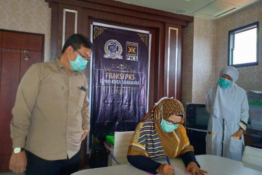 Fraksi PKS DPRD Surabaya potong gaji untuk penanganan COVID-19