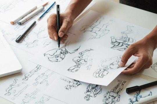 Jalan panjang untuk film animasi Indonesia