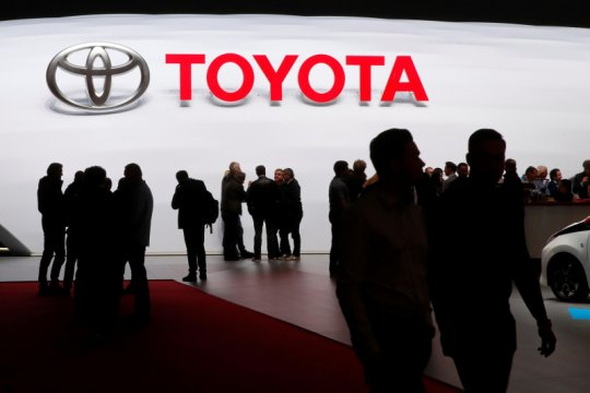 Toyota umumkan 9 kasus baru COVID-19 di pabrik sejak September