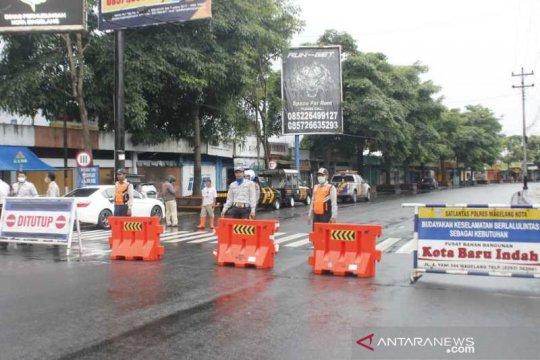 Pemkot Magelang membatasi kendaraan masuk kota antisipasi COVID-19