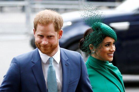 Pangeran Harry jadi chief impact officer perusahaan kesehatan mental