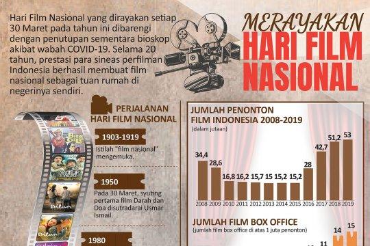 Merayakan Hari Film Nasional