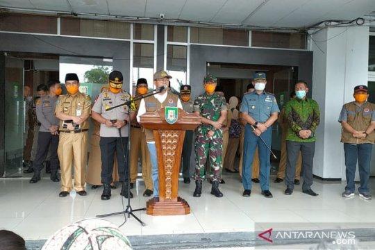 Gubernur umumkan kasus positif COVID-19 pertama di Bengkulu