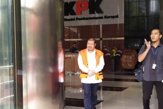 KPK telusuri aliran dana ke DPRD kasus korupsi Bupati Bengkalis