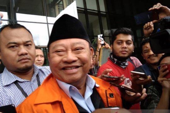 KPK konfirmasi Saiful Ilah asal usul uang disita di pendopo bupati