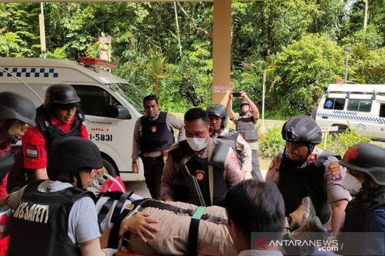 Polisi: Situasi di Mimika kondusif pascapenembakan oleh KKB