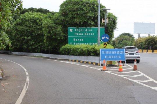Akses keluar Rawa Bokor ditutup permanen