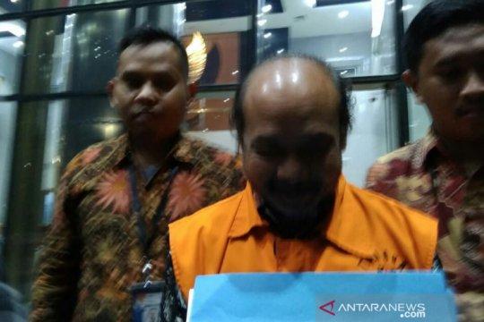 KPK perpanjang penahanan eks anggota DPRD Kota Bandung, Kadar Slamet