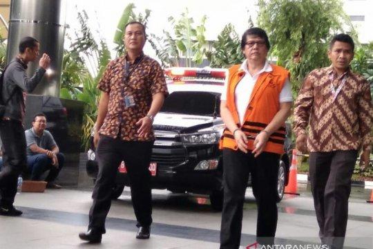 Eks Kepala DPKAD dicecar penganggaran tanah RTH Kota Bandung