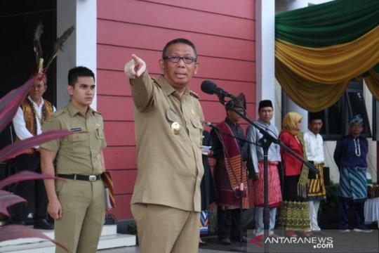 Gubernur Kalbar persilahkan pemda lakukan penutupan wilayah