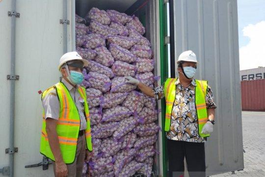 Kementan jamin pasokan bawang putih selama Covid-19 melalui impor