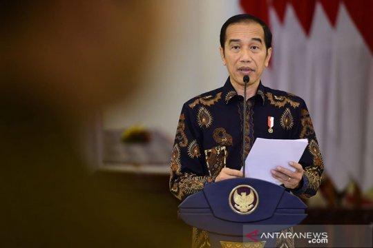 Presiden minta Menteri Kesehatan segera rampungkan aturan PSBB daerah