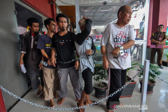 Evakuasi warga binaan Rutan Maesa Palu