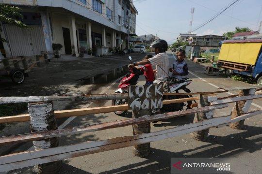 Akses ke sejumlah desa di Banda Aceh ditutup