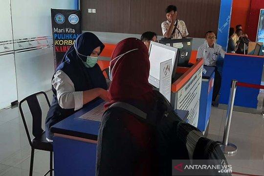 Okupansi penumpang KA di wilayah PT KAI Daop 5 Purwokerto turun