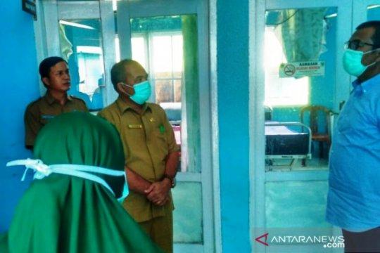 Satu pasien dalam pengawasan di Solok Selatan meninggal